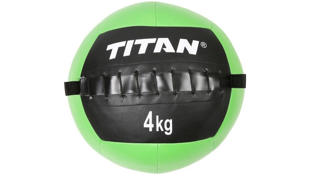 Lifespan Fitness 4kg Wall Ball