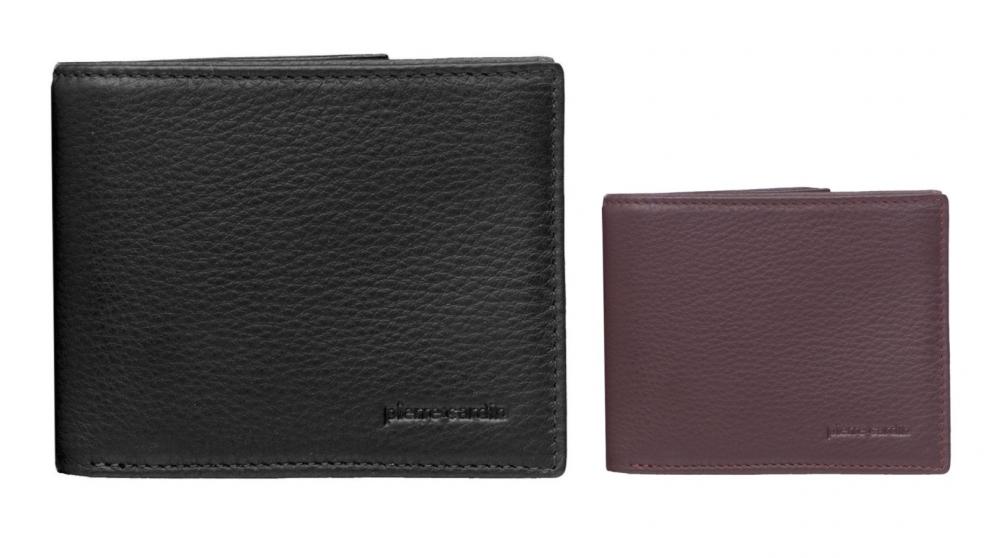 Italian Leather Mens Wallet/Card Holder
