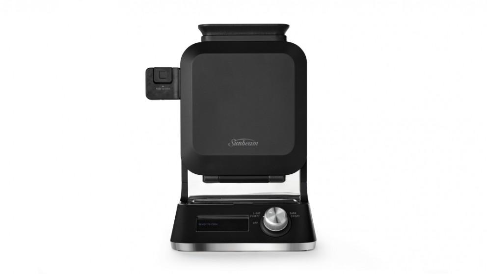 Sunbeam Shade Select Verticle Waffle Maker - Black Classic