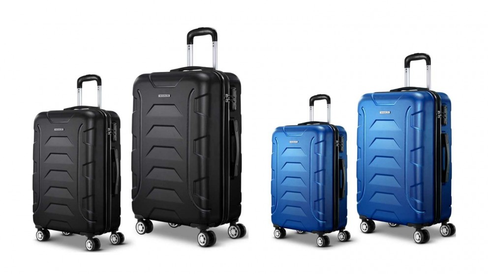 Wanderlite 2 Pieces Carry On Luggage Sets