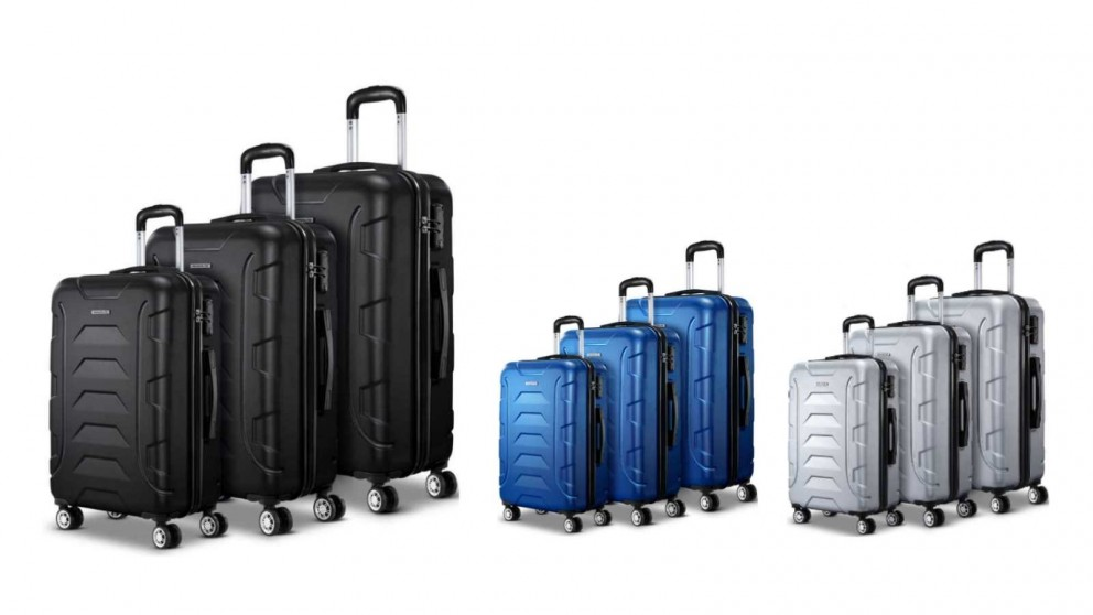 Wanderlite 3 Pieces Carry On Luggage Sets
