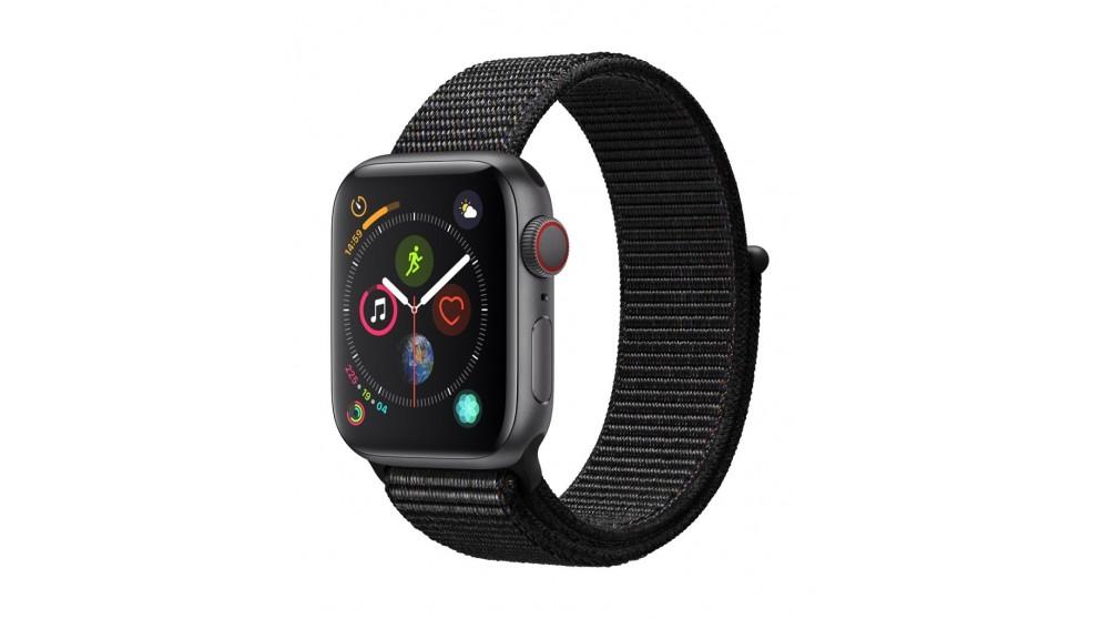 Buy Apple Watch Series 4 Gps Cellular 40mm Space Grey