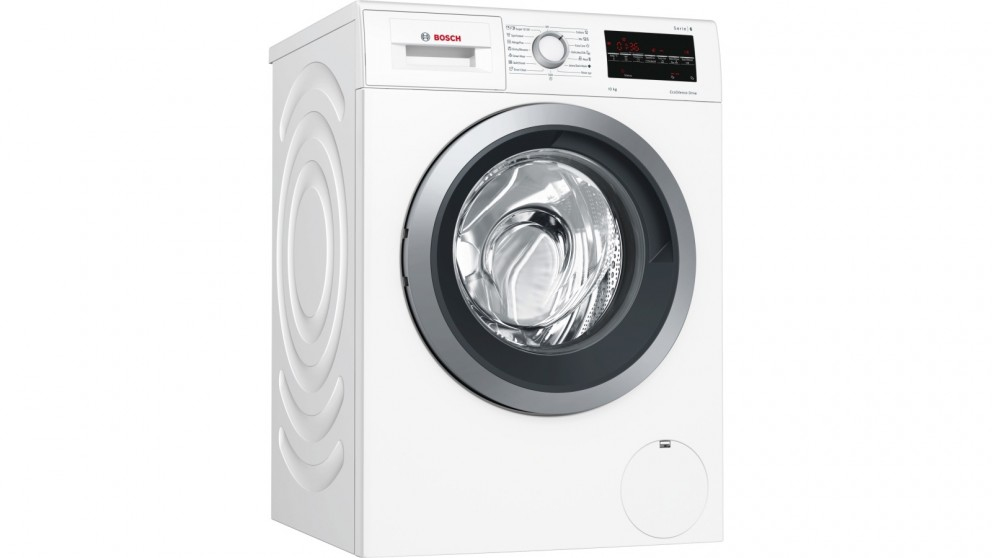 Bosch 10kg Front Load Washing Machine with Aquasecure