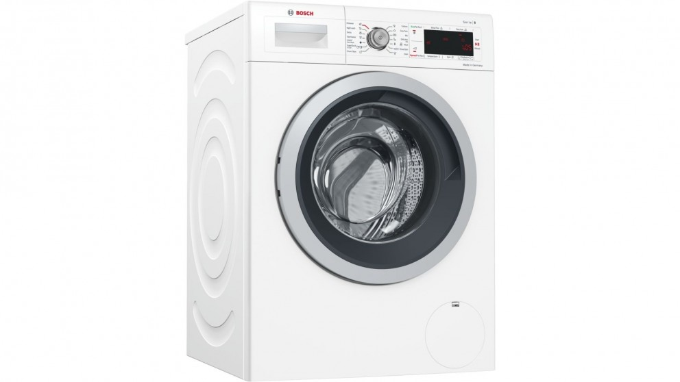 Bosch 9kg Eco Silence Front Load Washing Machine