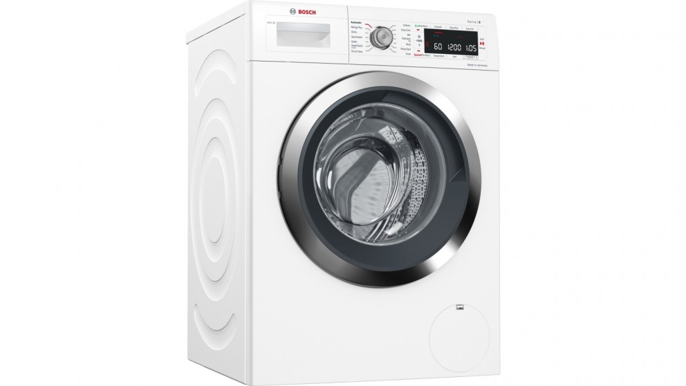 Bosch 9kg Front Load Washing Machine with i-DOS Dosing System