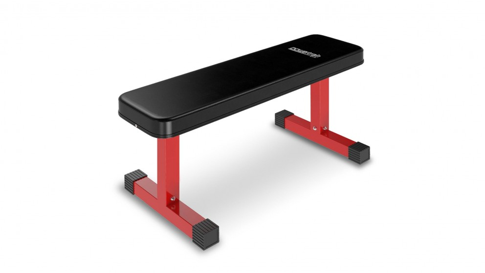Powertrain Flat Home Exercise Gym Bench