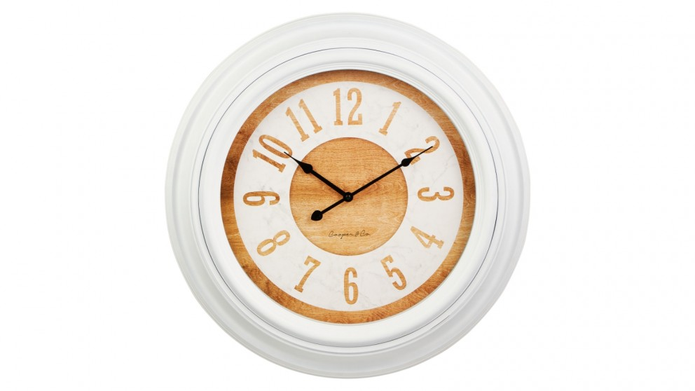 Cooper & Co. Hazel Jumbo Wall Clock - 60cm