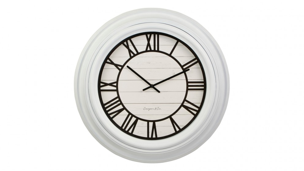 Cooper & Co. Hollie Jumbo Wall Clock - 60cm