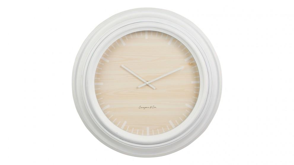 Cooper & Co. Ria Jumbo Wall Clock - 60cm