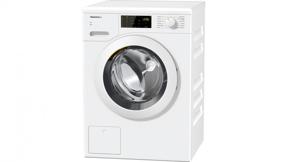 Miele 8kg WCD 120 W1 White Front Load Washing Machine