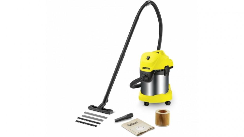 buy karcher wd3 premium wet dry vacuum cleaner harvey norman au. Black Bedroom Furniture Sets. Home Design Ideas