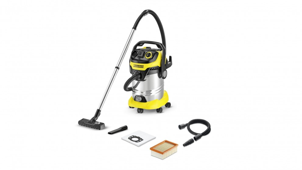 Karcher WD6 Wet and Dry Vacuum Cleaner