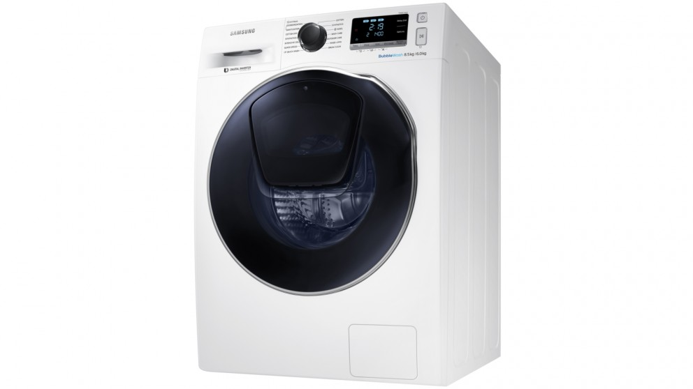 samsung washer and dryer combo buy samsung 8 5kg 6kg front load washer amp dryer combo 28549