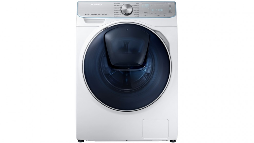 Samsung 8.5kg/6kg QuickDrive Front Load Washer and Dryer Combo