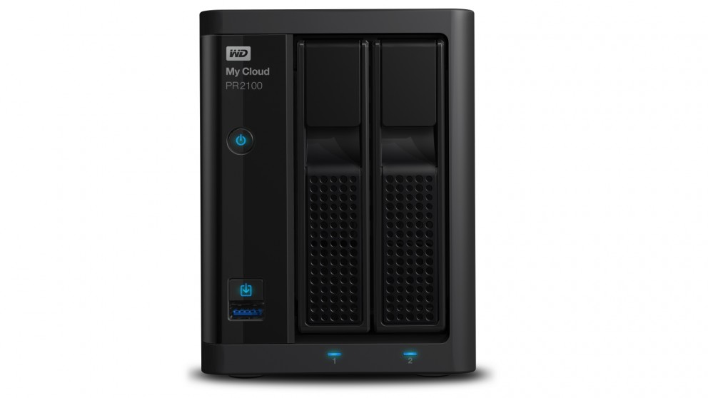 WD My Cloud PR2100 Pro Series 20TB Storage Device