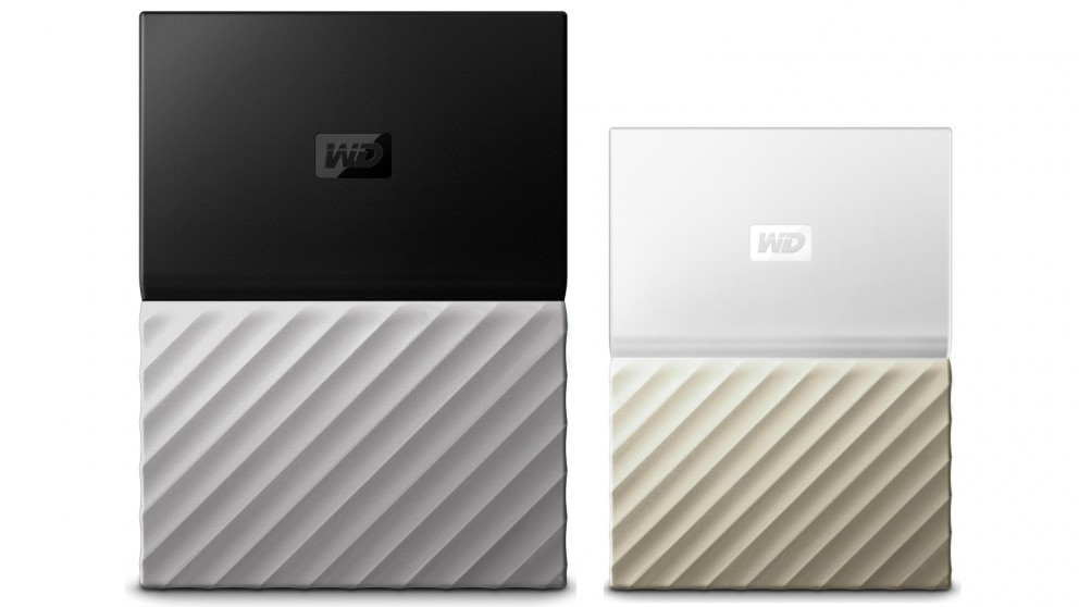 WD My Passport Ultra 2TB Storage Device