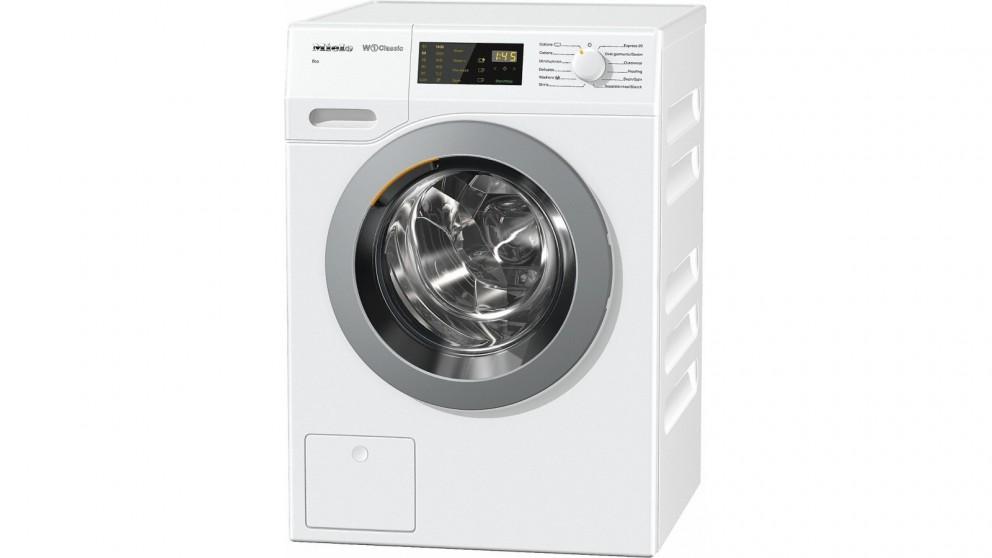 buy miele 7kg eco front load washing machine harvey. Black Bedroom Furniture Sets. Home Design Ideas
