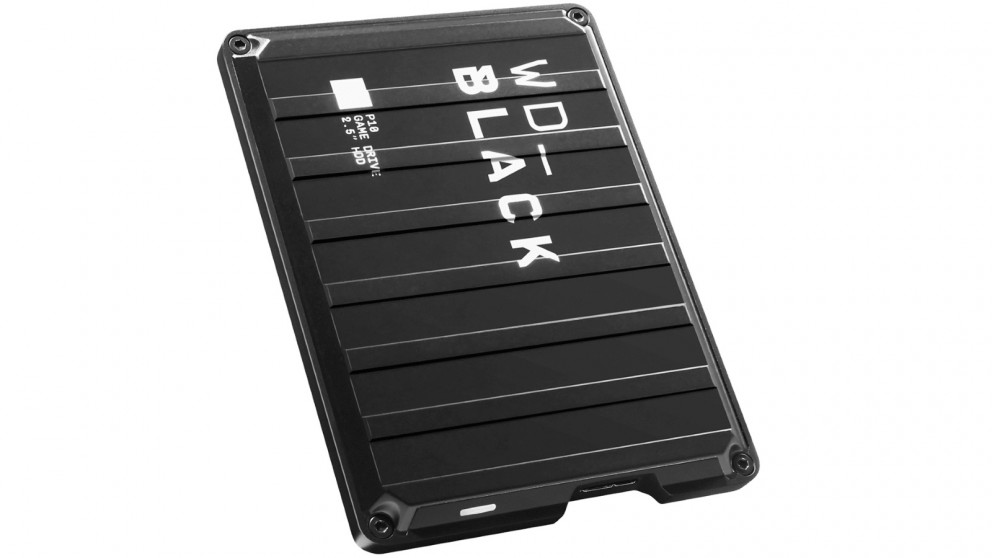 WD 2TB Black P10 Game Drive