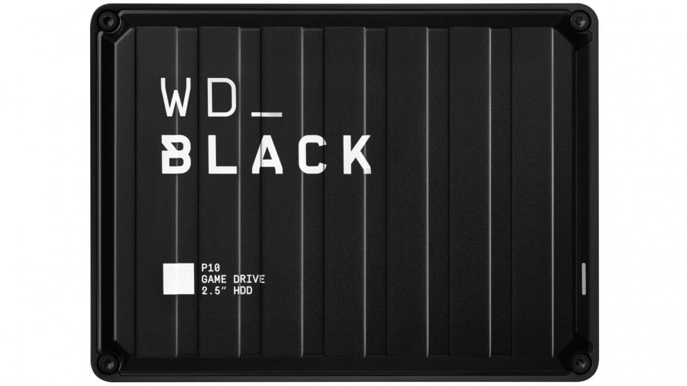 WD 4TB Black P10 Game Drive
