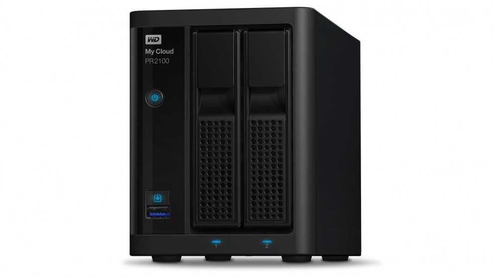 WD My Cloud Pro PR2100 4TB Network Hard Drive