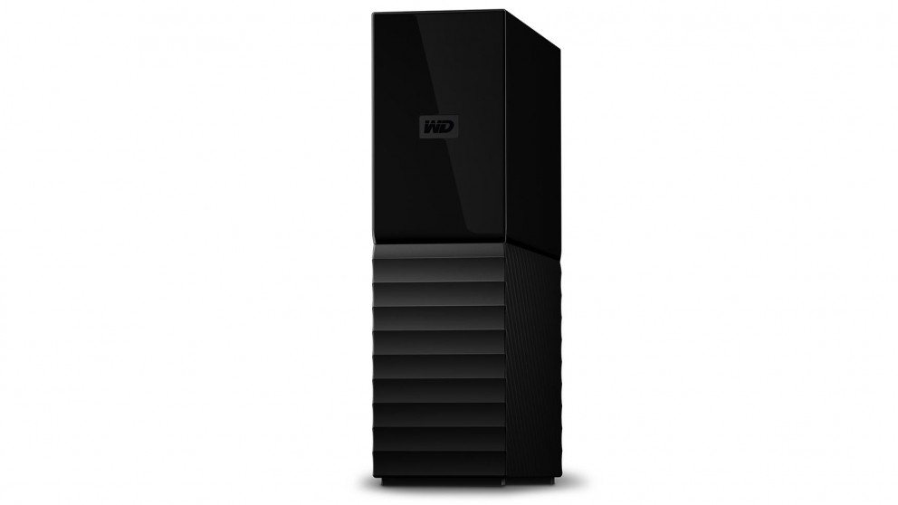 699ff807dd Buy WD My Book 4TB Desktop Hard Drive | Harvey Norman AU