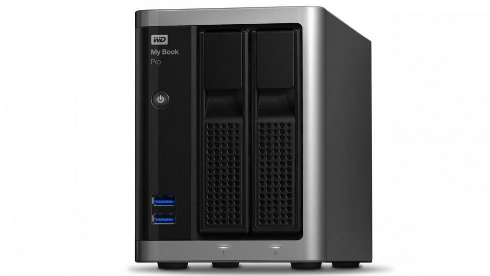 WD My Book Pro 12TB Desktop Hard Drive