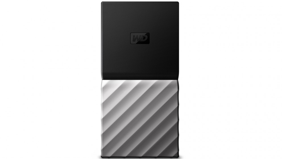 WD My Passport SSD 1TB Portable Storage