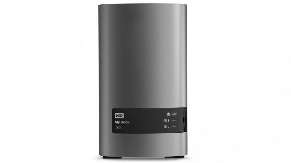 WD My Book Duo 4TB Desktop Hard Drive