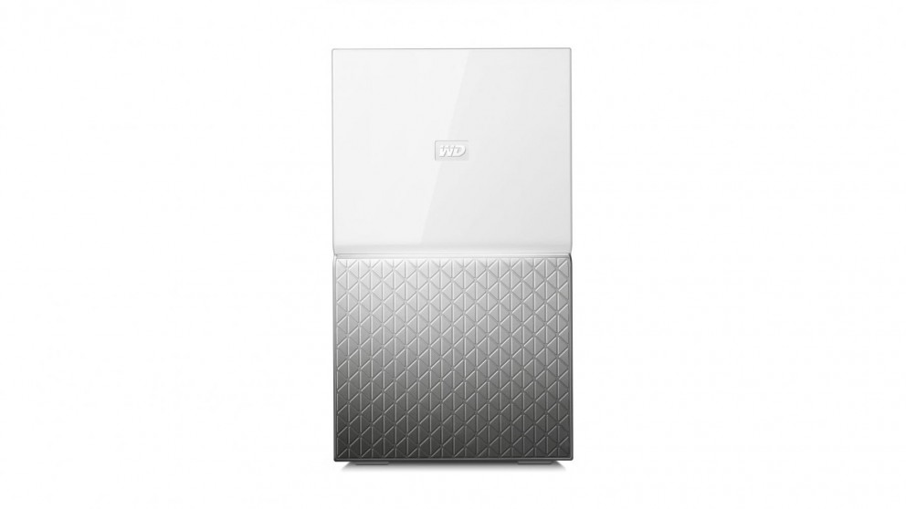 WD My Cloud Home Duo 4TB Personal Cloud Storage