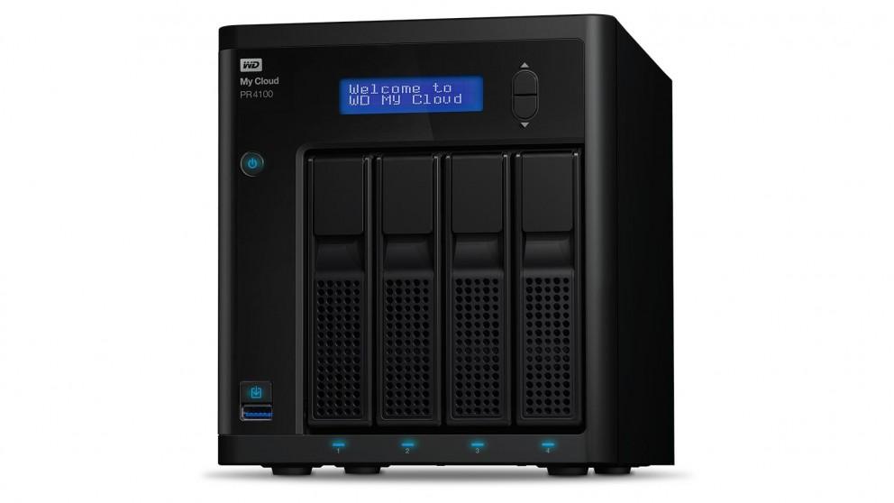 WD My Cloud Pro PR4100 24TB Network Hard Drive
