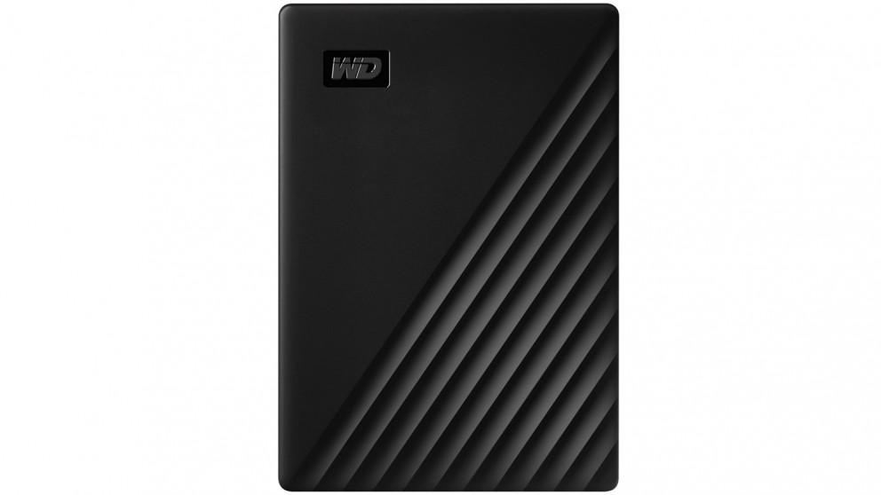 WD My Passport 5TB Portable Hard Drive - Black