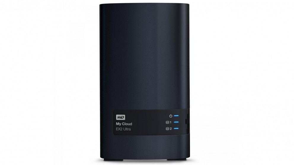 WD My Cloud EX2 Ultra 8TB Network Hard Drive