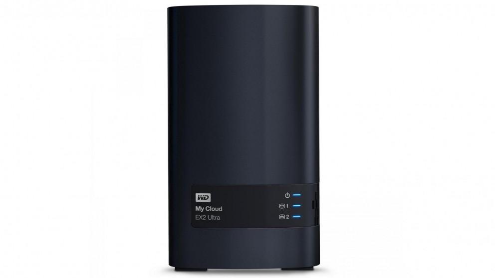 WD My Cloud EX2 Ultra 16TB Network Hard Drive