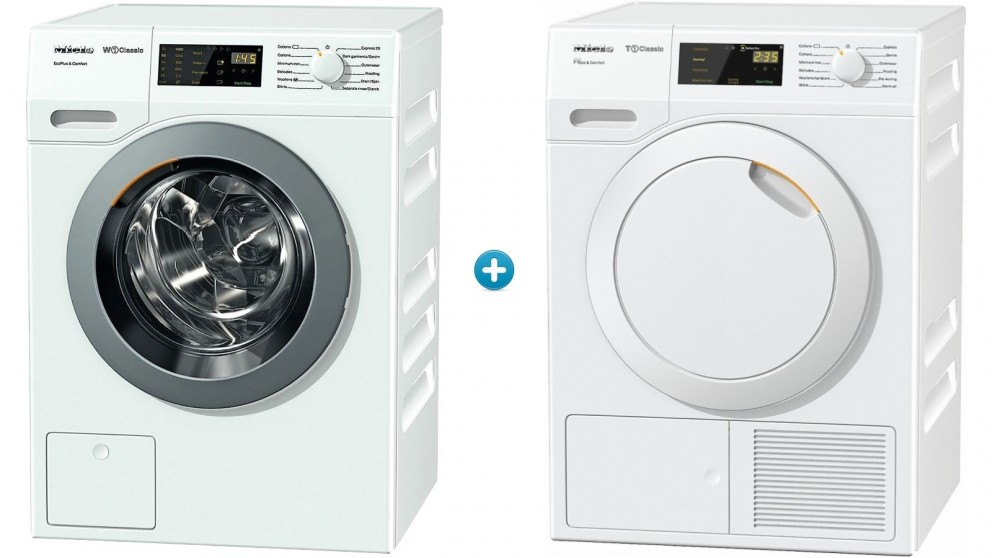 Wonderbaarlijk Buy Miele 8kg EcoPlus Comfort Front Load Washing Machine and 8kg ON-14
