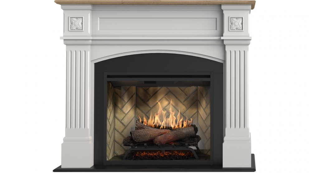 Superb Dimplex Windelsham 2Kw Revillusion Electric Fireplace With Mantel Download Free Architecture Designs Jebrpmadebymaigaardcom