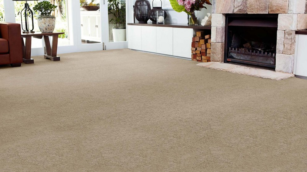 SmartStrand Forever Clean Chic - Weathered Wood Carpet Flooring