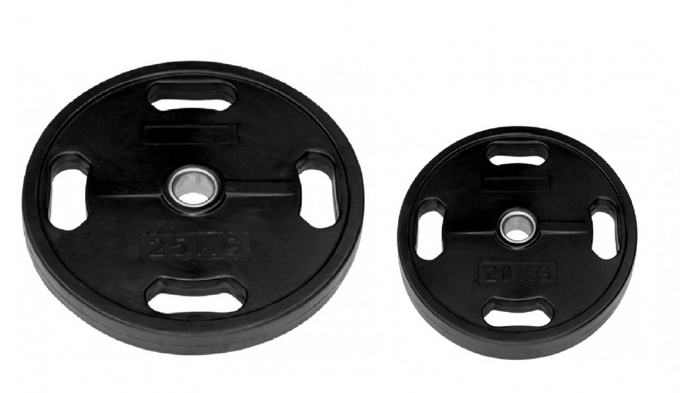 Sumo Strength Rubber Weight Plate Single