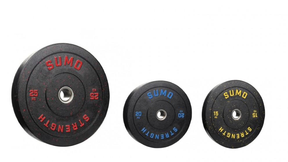 Sumo Strength Hi-Temp Rubber Bumper Plate
