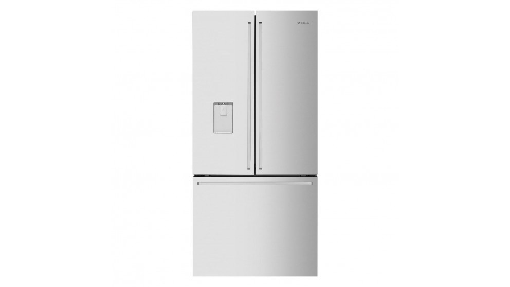 Westinghouse 524L Stainless Steel French Door Fridge with Water Dispenser