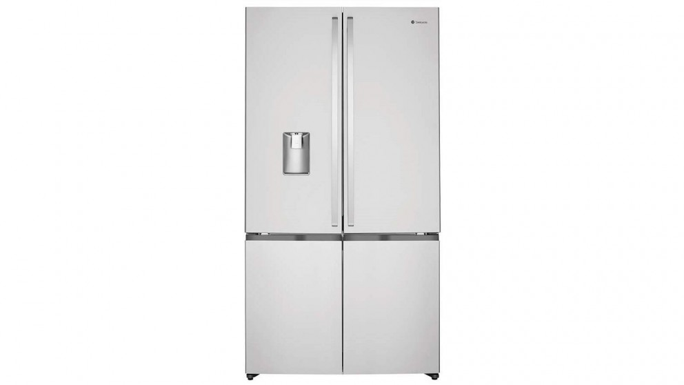 Westinghouse 600L Stainless Steel French Door Fridge with Water Dispenser