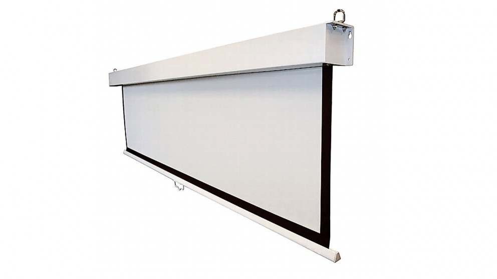 """Westinghouse 100"""" Pull-Down Projector Screen"""