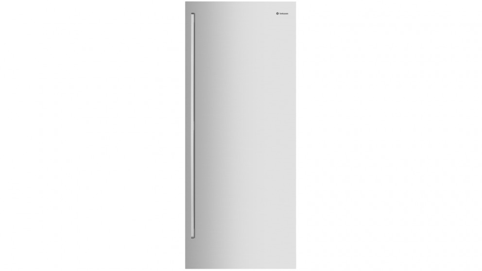 Westinghouse 425L Stainless Steel Right Hinge Vertical Freezer