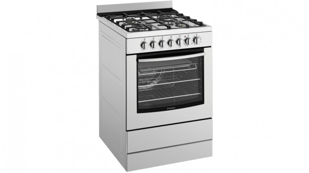Westinghouse 60cm Freestanding Dual Fuel Range Cooker