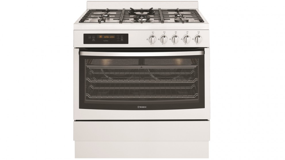 Westinghouse 900mm Dual Fuel Pyrolytic Freestanding Cooker