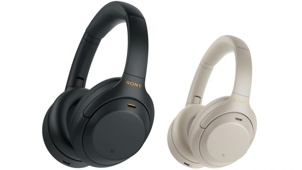 Sony WH-1000XM4 Premium Noise Cancelling Wireless Headphones