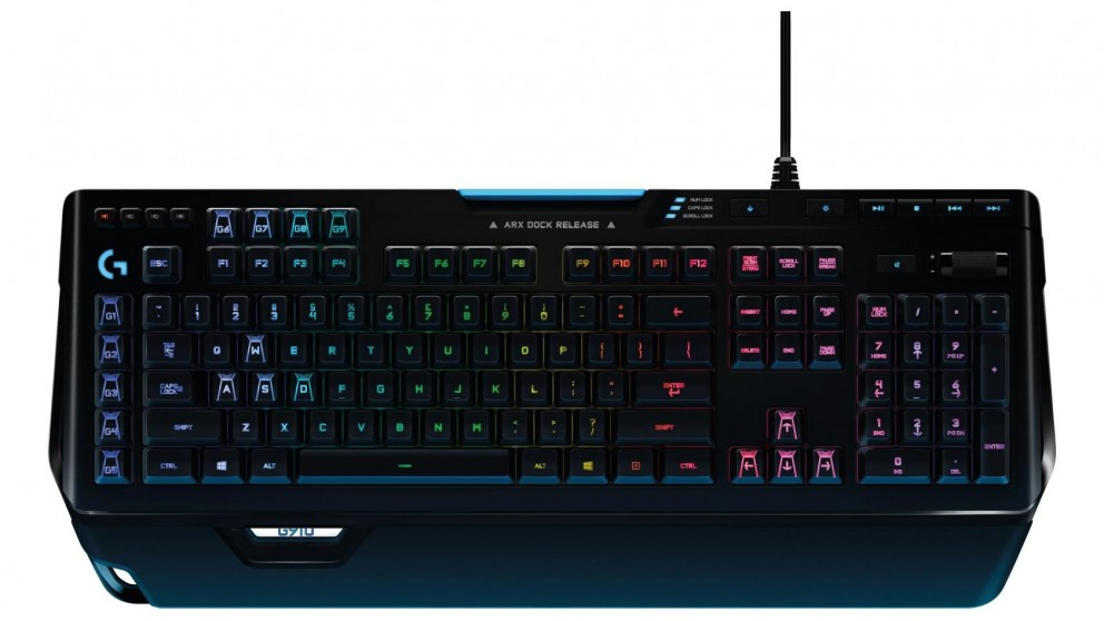 Logitech G910 Orion Spectrum Mechanical Keyboard