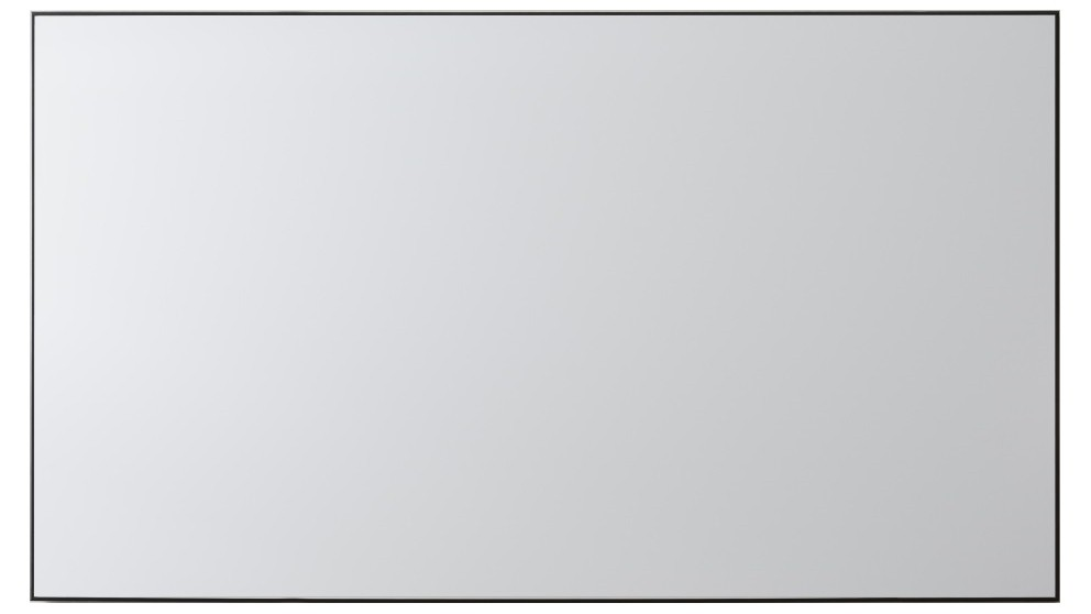 Westinghouse 110-inch Thin Bexel Fixed Frame Projector Screen