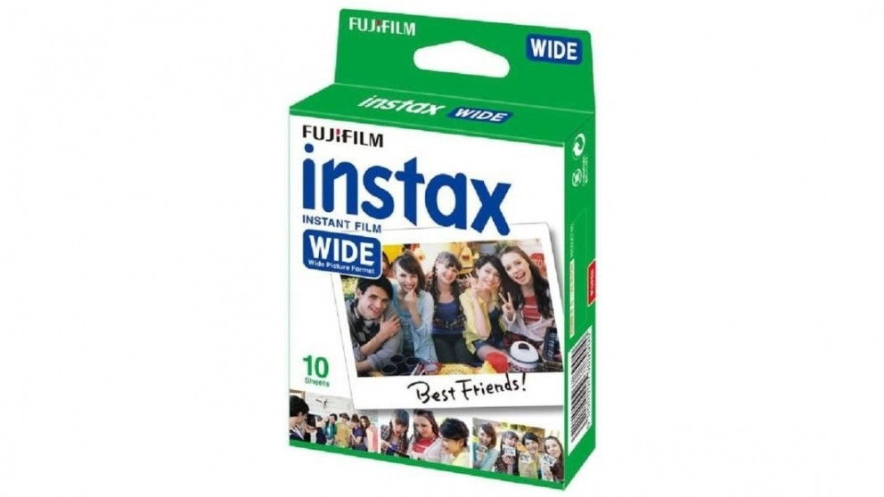 Instax Wide Film - 10 Pack