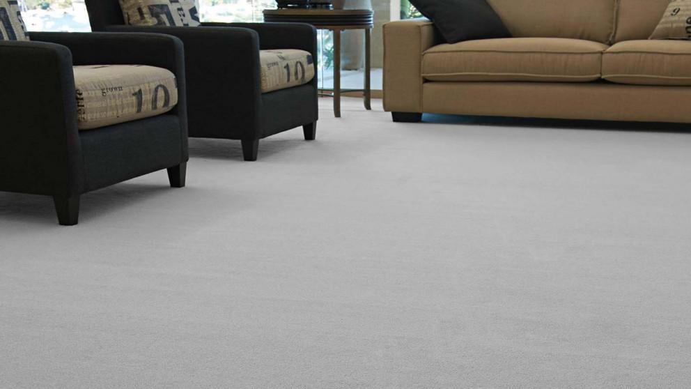 SmartStrand Forever Clean Accent - Winter Flannel Carpet Flooring