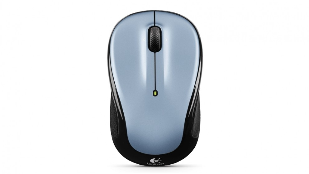 Logitech M325 Wireless Mouse - Silver
